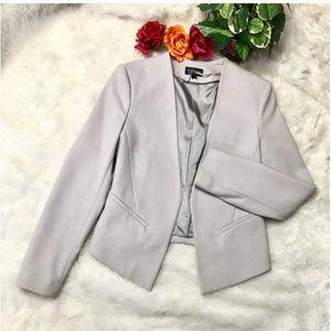 TopShop Petite Gray Blazer